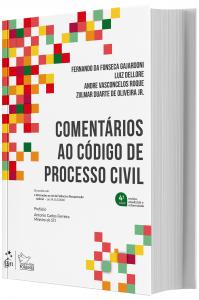 Imagem - Comentários ao Código de Processo Civil