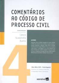 Imagem - Comentários Ao código de Processo Civil 4 - Arts. 926 a 1.072 - Parte Especial