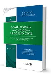 Imagem - Comentários ao Código de Processo Civil V. 5 - Da Comunicação dos Atos Processuais Até do Valor da Causa