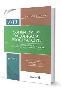 Imagem - Comentários Ao código de Processo Civil - V. XVIIi