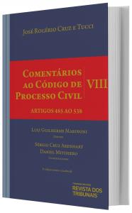 Imagem - Comentários ao Código de Processo Civil - Volume VIII Artigos 485 ao 538 - 3 edição