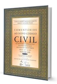 Imagem - Comentários Ao Novo código Civil: das Pessoas - V. I