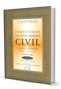 Imagem - Comentários Ao Novo código Civil - V. XXI