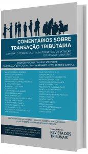 Imagem - Comentários Sobre Transação Tributária