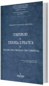Imagem - Compendio de Theoria e Pratica do Processo Civil Comparado com o Commercial