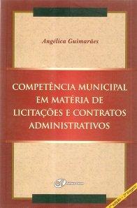 Imagem - Competência Municipal em Matéria de Licitações e Contratos Administrativos