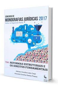 Imagem - Concurso de Monografias Jurídicas 2017