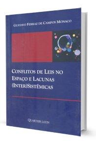 Imagem - Conflitos de Leis no Espaço e Lacunas (Inter)Sistêmicas