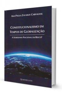 Imagem - Constitucionalismo em Tempos de Globalização