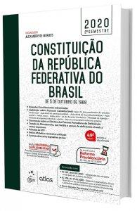 Imagem - Constituição da República Federativa do Brasil - De 5 de Outubro de 1988