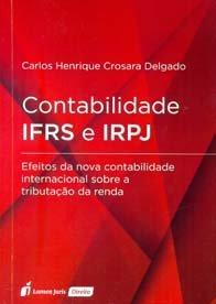 Imagem - Contabilidade Ifrs e Irpj