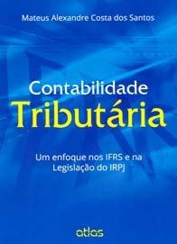Imagem - Contabilidade Tributária Um Enfoque Nos Ifrs e na Legislação do Irpj
