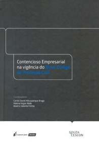 Imagem - Contencioso Empresarial na Vigência do Novo código de Processo Civil