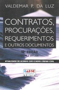 Imagem - Contratos, Procurações, Requerimentos e Outros Documentos