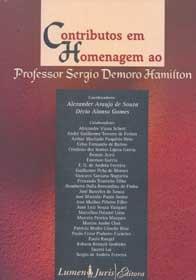 Imagem - Contributos em Homenagem Ao Professor Sergio Demoro Hamilton