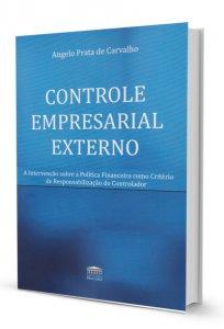 Imagem - Controle Empresarial Externo - A Intervenção sobre a Política Financeira como Critério de Responsabilização do Controlador