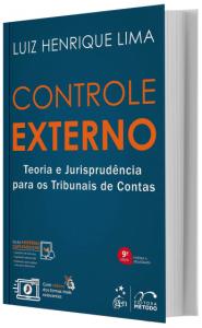 Imagem - Controle Externo - Teoria e Jurisprudência para os Tribunais de Contas