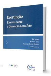 Imagem - Corrupção. Ensaios sobre a Operação Lava Jato - volume V