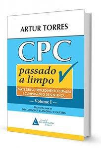 Imagem - CPC: Passado a Limpo - Vol. 1