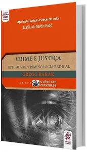 Imagem - Crime e Justiça:Estudos de Criminologia Radical