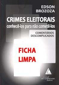 Imagem - Crimes Eleitorais Conhecê-Los para não Cometê-Los