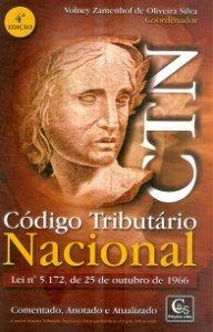 Imagem - Ctn - Código Tributário Nacional