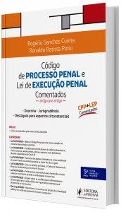 Imagem - Cunha Codigo de Processo Penal e Lei de Execucao P