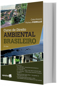 Imagem - Curso de Direito Ambiental Brasileiro