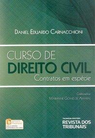 Imagem - Curso de Direito Civil - Contratos em Espécie