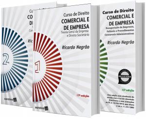 Imagem - Curso de Direito Comercial 3 V.