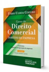 Imagem - Curso de Direito Comercial - Vol. 3 - Direito de Empresa -