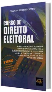 Imagem - Curso de Direito Eleitoral