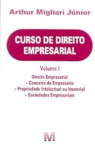 Imagem - Curso de Direito Empresarial - V. I