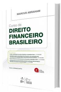 Imagem - Curso de Direito Financeiro Brasileiro