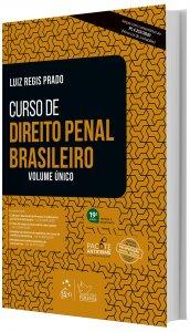 Imagem - Curso de Direito Penal Brasileiro - Volume Único
