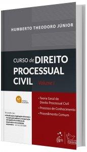 Imagem - Curso de Direito Processual Civil V.I