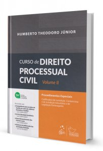 Imagem - Curso de Direito Processual Civil - Vol. II