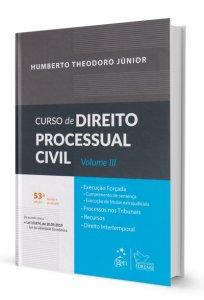Imagem - Curso de Direito Processual Civil - Vol. III