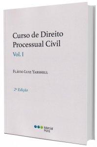 Imagem - Curso de Direito Processual Civil - Volume 1