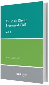 Imagem - Curso de Direito Processual Civil - volume I