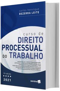 Imagem - Curso de Direito Processual do Trabalho