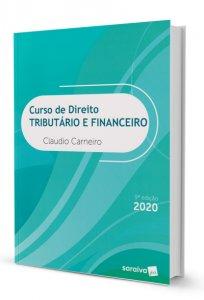 Imagem - Curso de Direito Tributário e Financeiro