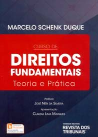 Imagem - Curso de Direitos Fundamentais Teoria e Prática