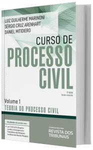 Imagem - Curso de Processo Civil - V. 1 - Toeira do Processo Civil