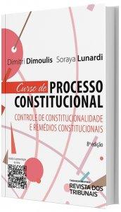 Imagem - Curso de Processo Constitucional