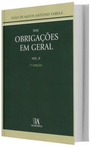 Imagem - Das Obrigações em Geral - V. 2