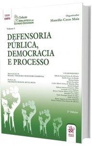 Imagem - Defensoria Pública, Democracia E Processo