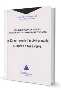Imagem - Democracia Desinformada, Eleições E Fake News
