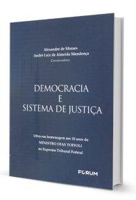 Imagem - Democracia e Sistema de Justiça