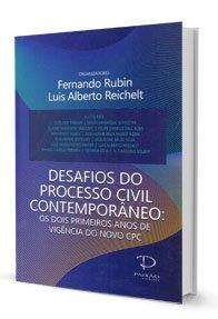 Imagem - Desafios do Processo Civil Contemporâneo: